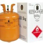 R600A Refrigerant Gas