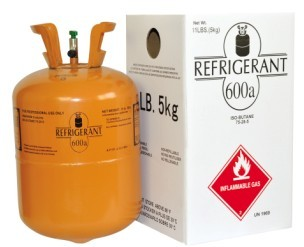 China R600a Refrigerant Manufacturers