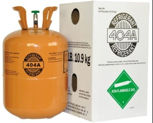 R404A Refrigerant Gas