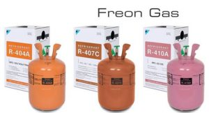 New trends for freon refrigerant gas