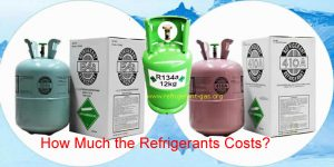 How Much the Refrigerants Costs