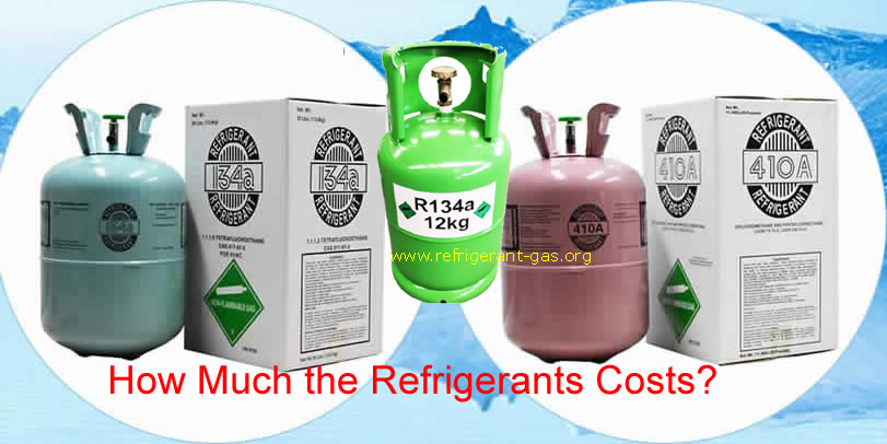 How Much R-134a Refrigerants Costs 2021?