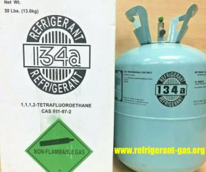 R-134A Refrigerant 13.6kg/30lb Cylinders for Sale