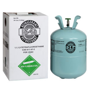 R134A-Refrigerant Gas