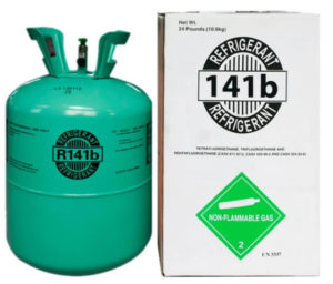 R141B Refrigerant Gas With High Purity