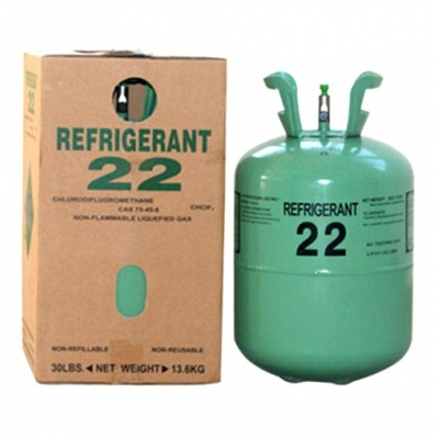 Refrigerant R404a replaces R22 needs to be considered