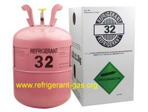 R32 Refrigerant Gas Price in China