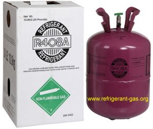 Refrigerant gas R408A,New Mixed Refrigerant R408