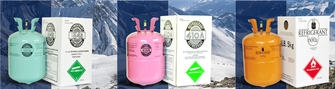 Refrigerant Gas Price