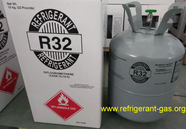 R32 Refrigerant Gas Supplier & Factory