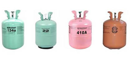 The Difference Between Refrigerants R134A and R410A Gas?