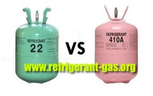 The Top Difference R22 vs R410A Refrigerant