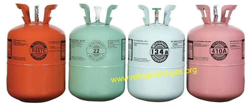 Where to buy R134a and R410a refrigerant?