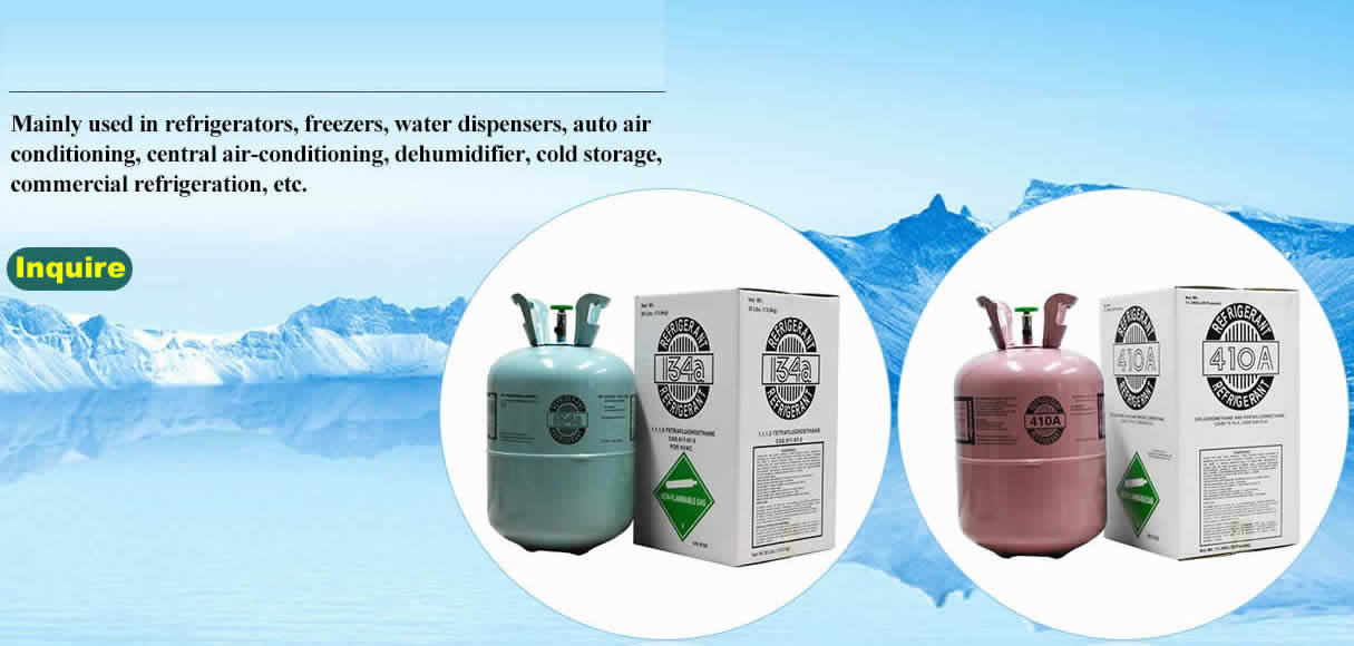 How to look for Suitable Refrigerant Supplier Distributors & Wholesalers?